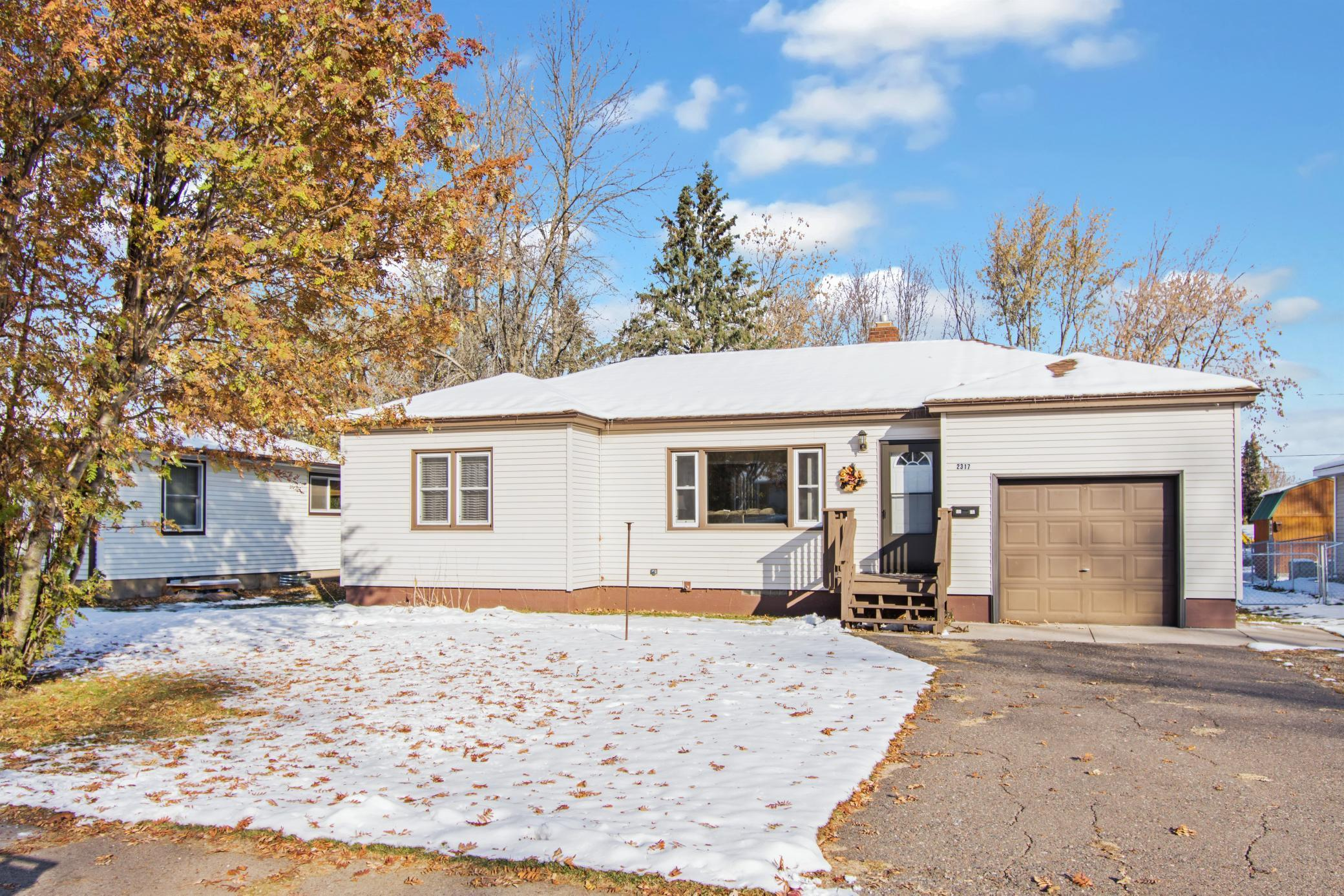 2317 Kelly Avenue Property Photo - Cloquet, MN real estate listing