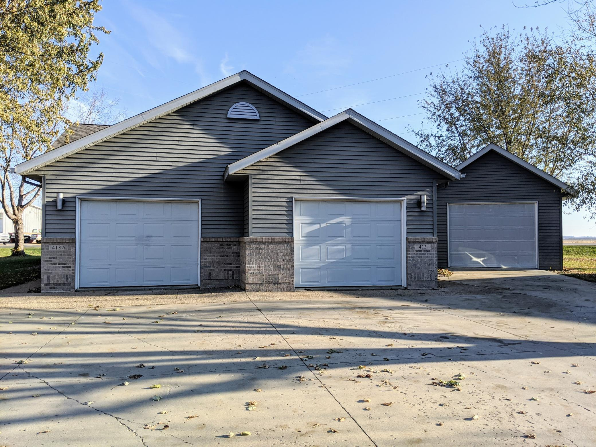 413 Lilac Lane Property Photo - Madison Lake, MN real estate listing