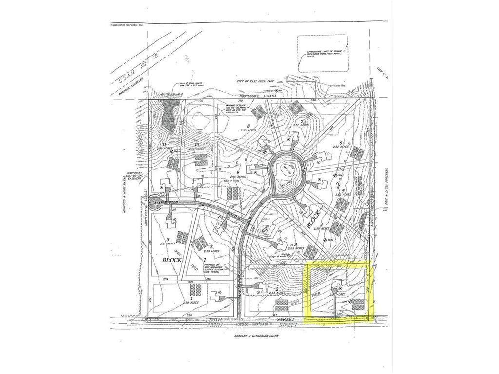 Lot 1 Blk 2 120th Street Property Photo - East Gull Lake, MN real estate listing