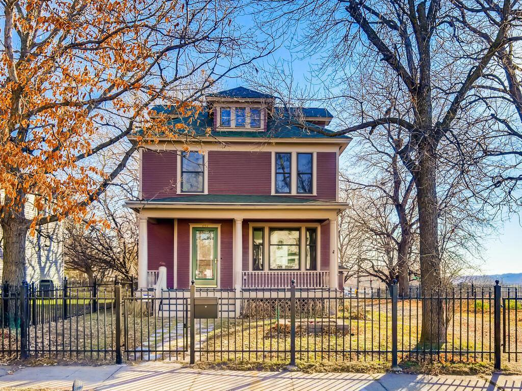 654 4th Street E Property Photo - Saint Paul, MN real estate listing