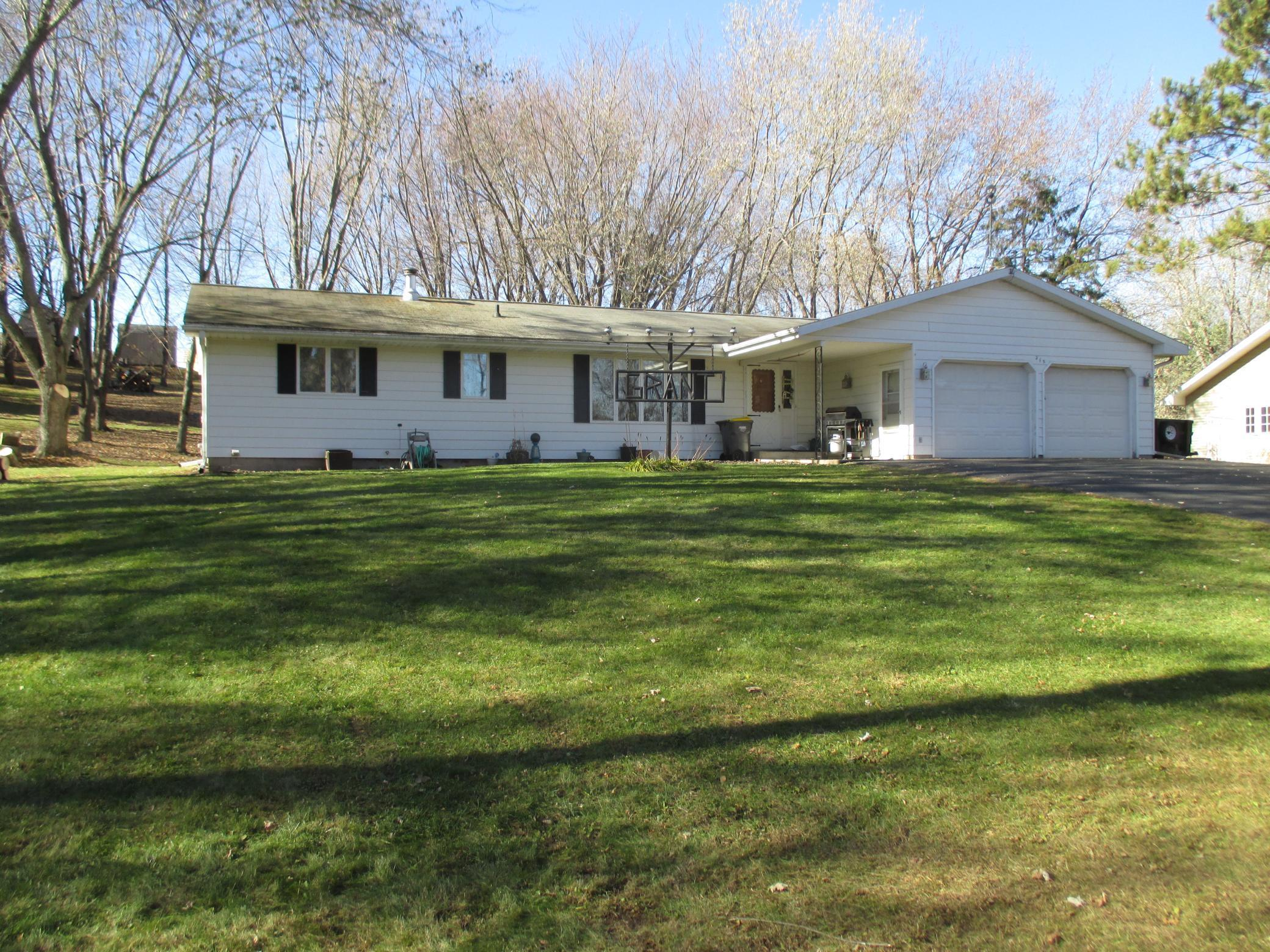 213 Division Street Property Photo - Woodville, WI real estate listing