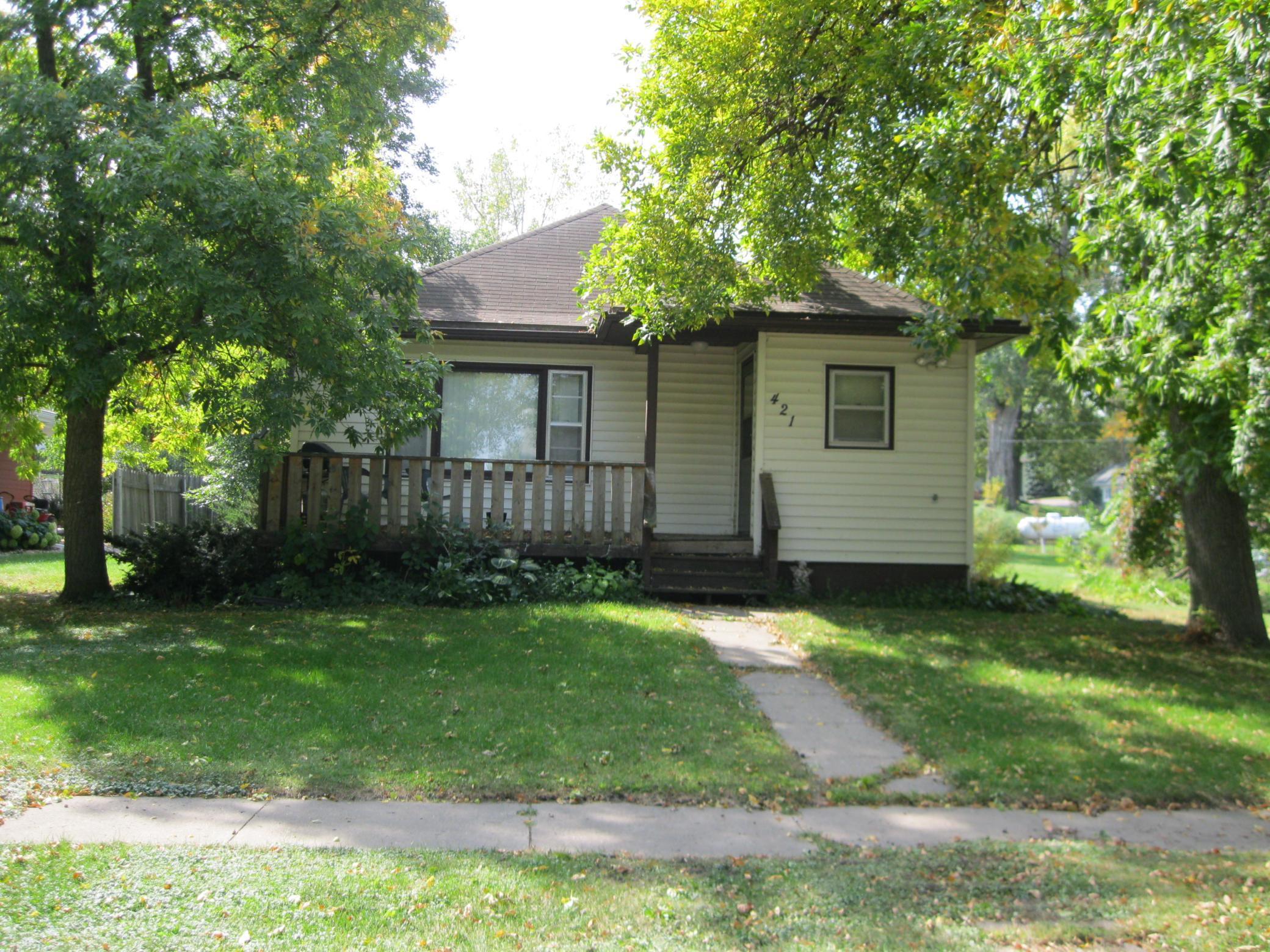 421 Central Avenue S Property Photo - Balaton, MN real estate listing