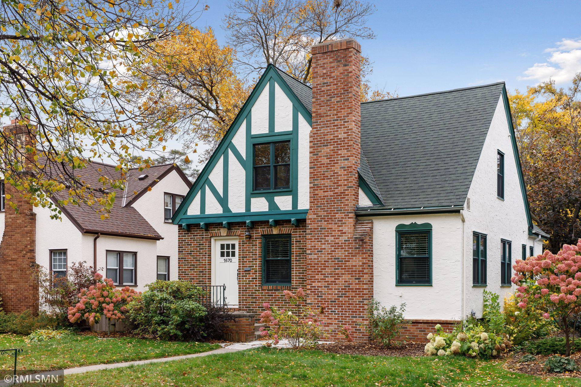 1670 Scheffer Avenue Property Photo - Saint Paul, MN real estate listing