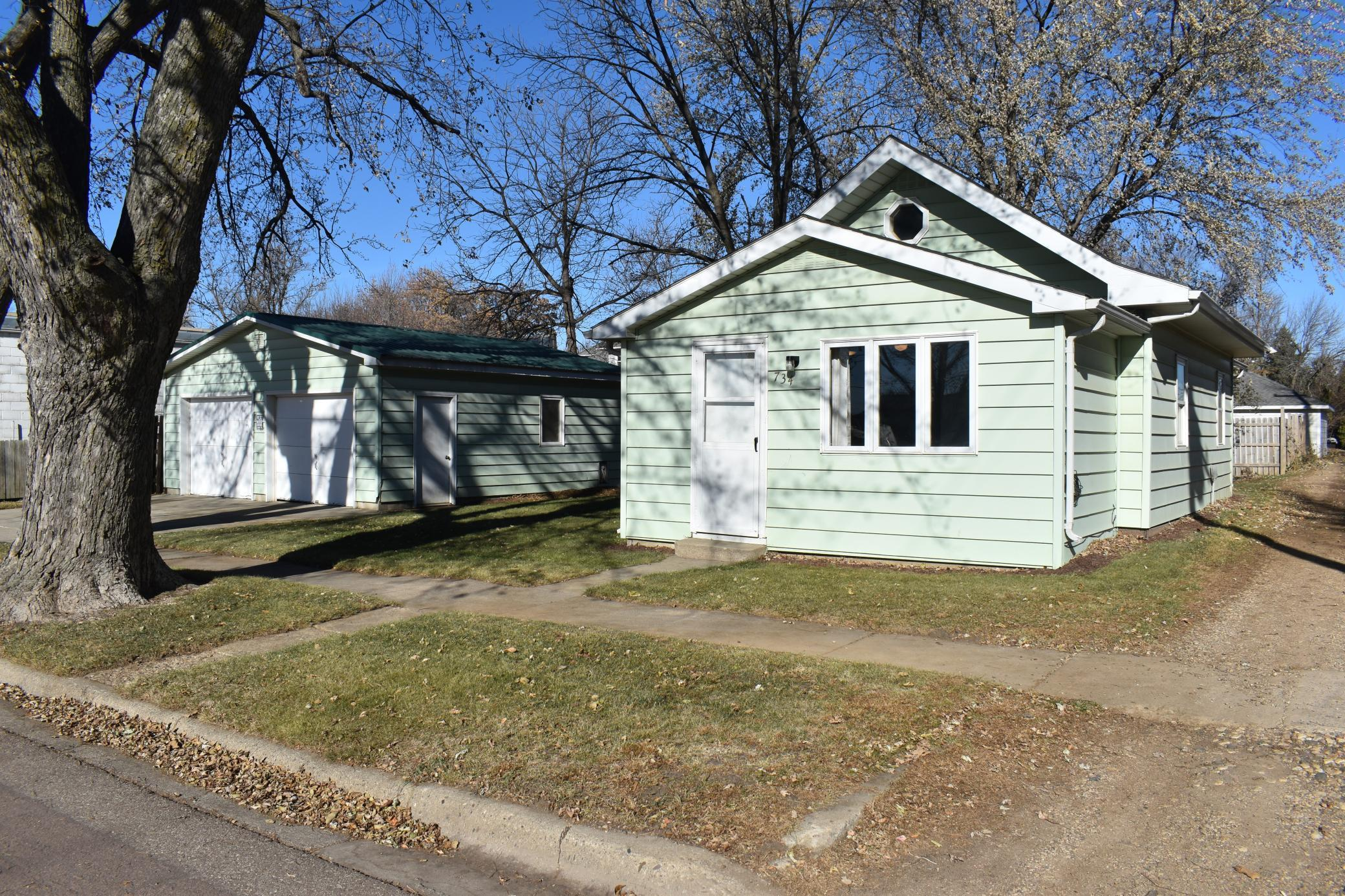 734 8th Street Property Photo - Westbrook, MN real estate listing
