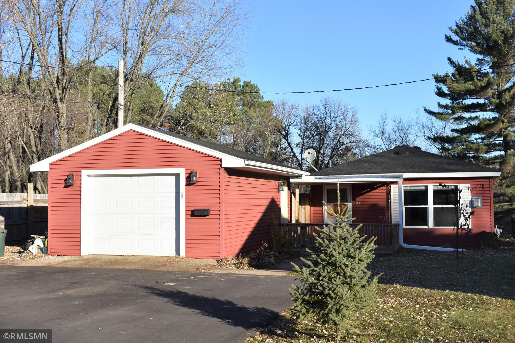 506 W 3rd Street W Property Photo - Mora, MN real estate listing