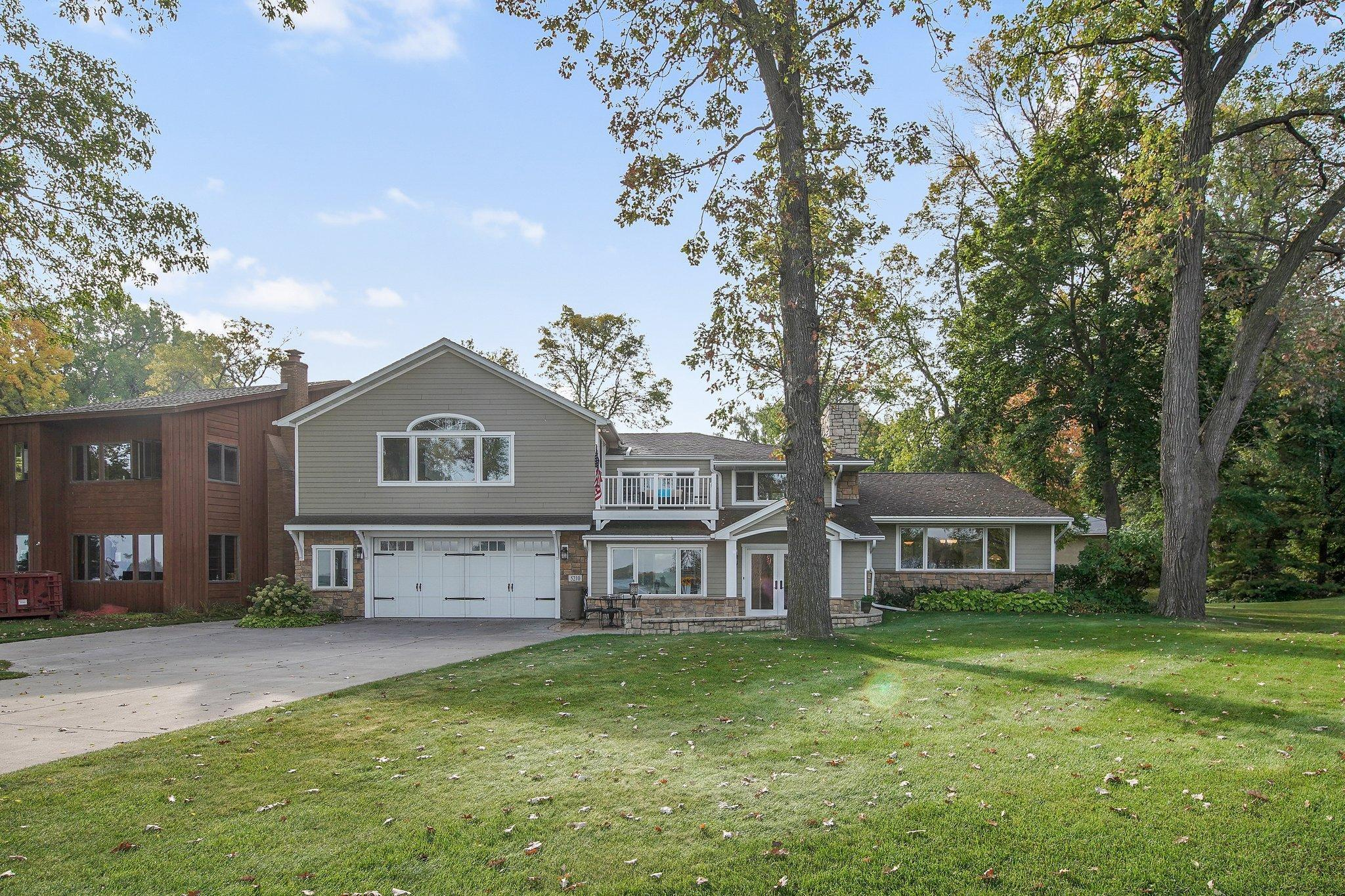 5210 Bald Eagle Boulevard E Property Photo - White Bear Twp, MN real estate listing