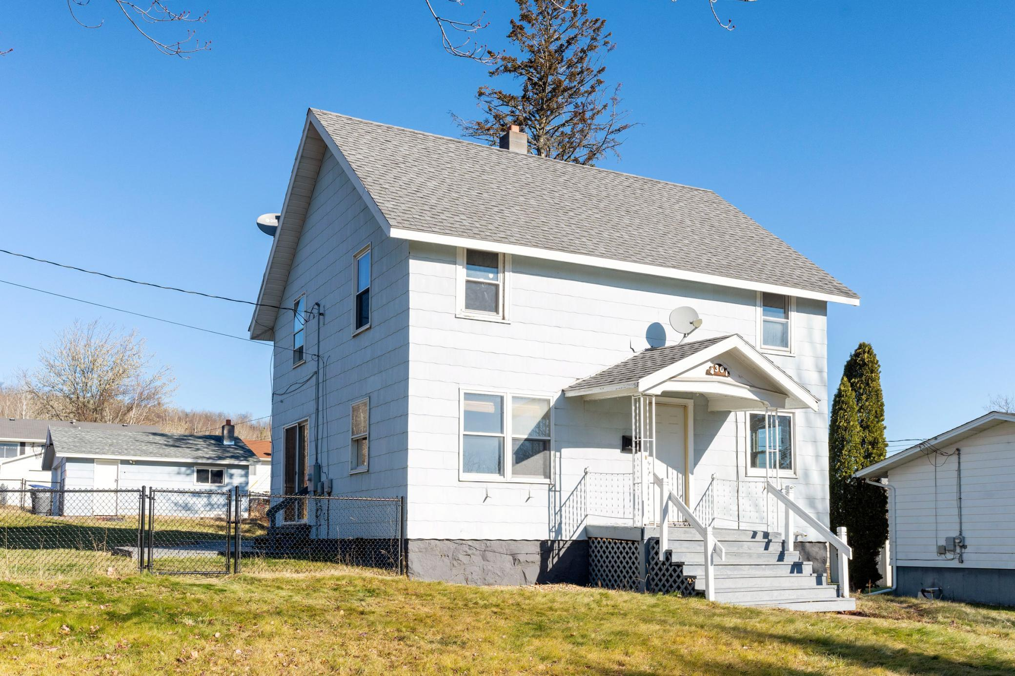 4301 Oneida Street Property Photo - Duluth, MN real estate listing