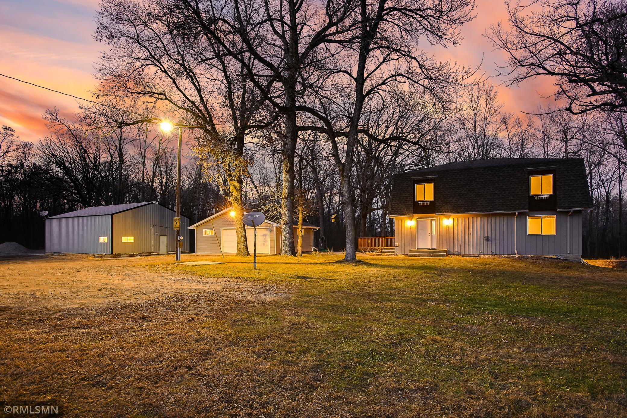 7863 Highway 95 NE Property Photo - North Branch, MN real estate listing