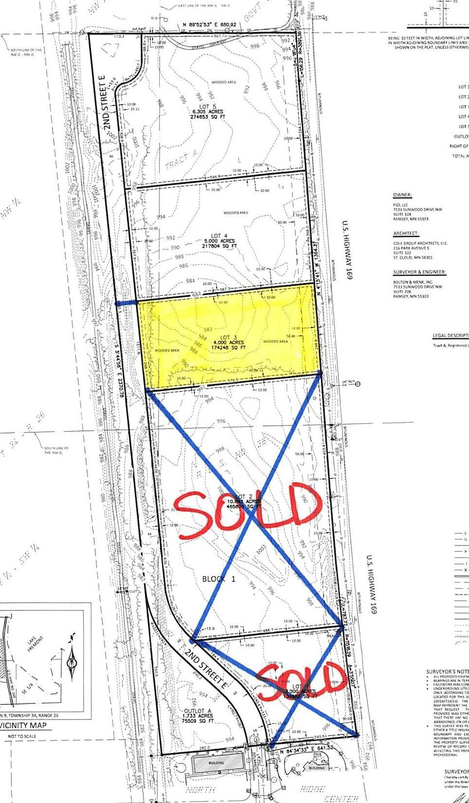 000 2nd Street E - Lot 3 Property Photo - Zimmerman, MN real estate listing