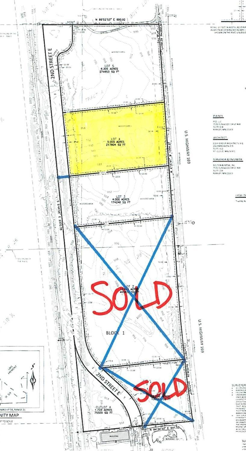 000 2nd Street E - Lot 4 Property Photo - Zimmerman, MN real estate listing