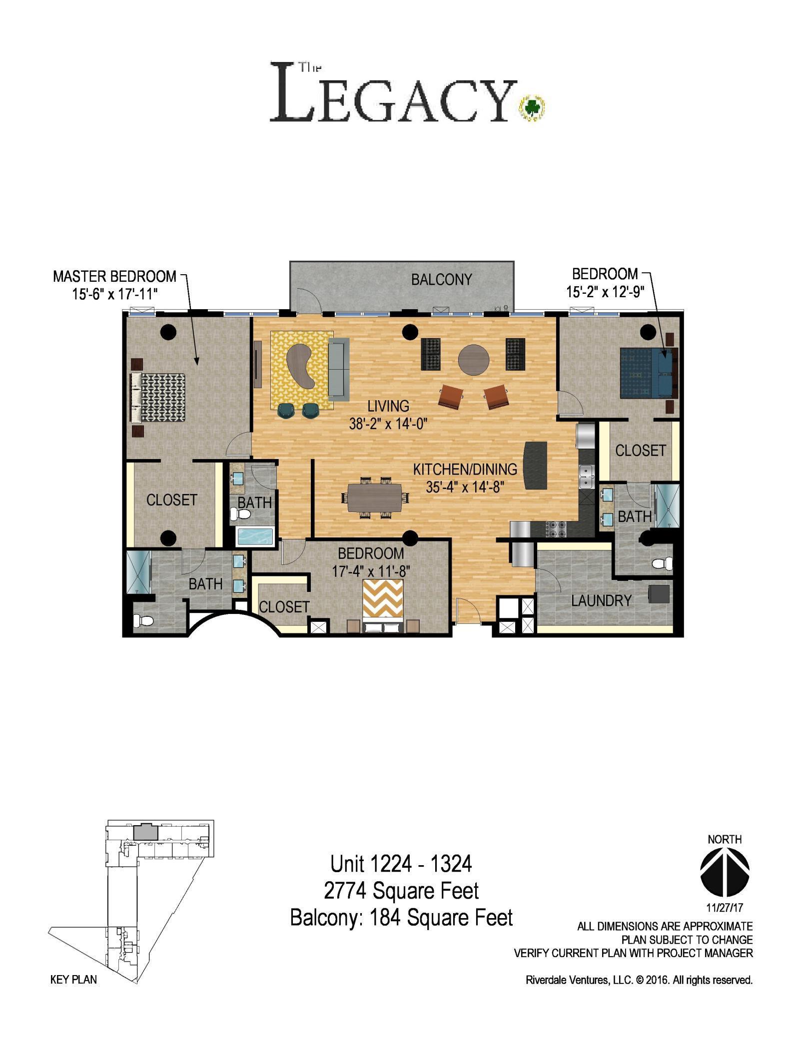 1240 S 2nd Street #1324 Property Photo