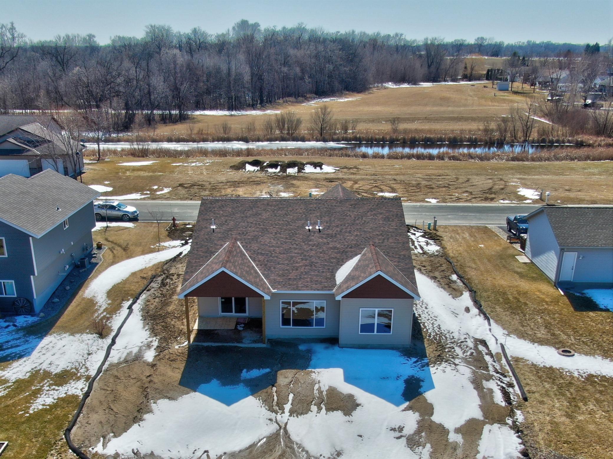 217 Century Lane Property Photo - Silver Lake, MN real estate listing