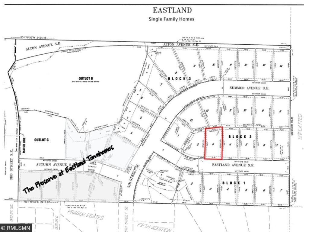 605 Eastland Avenue SE Property Photo - New Prague, MN real estate listing
