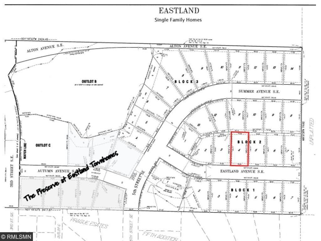 607 Eastland Avenue SE Property Photo - New Prague, MN real estate listing