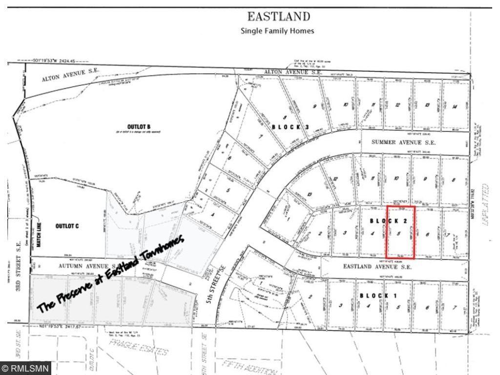 701 Eastland Avenue SE Property Photo - New Prague, MN real estate listing