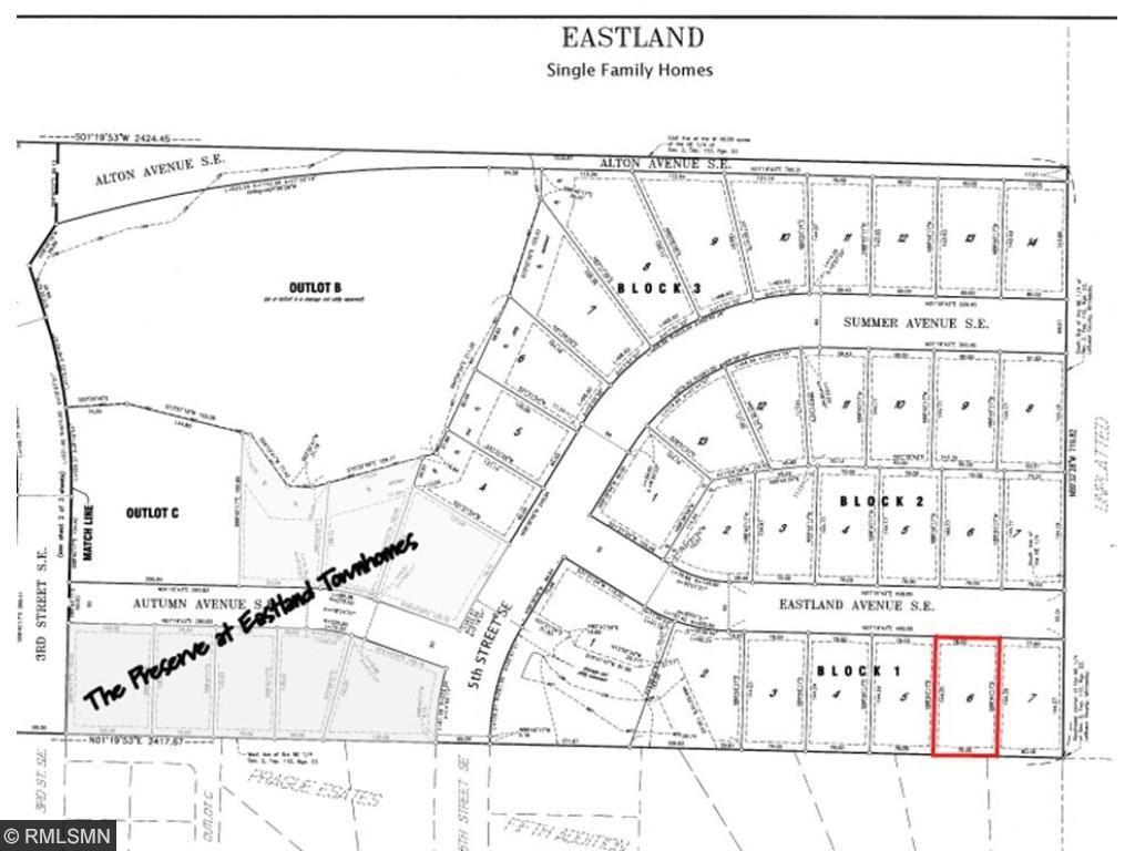 702 Eastland Avenue SE Property Photo - New Prague, MN real estate listing