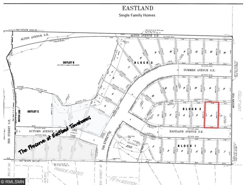 703 Eastland Avenue SE Property Photo - New Prague, MN real estate listing