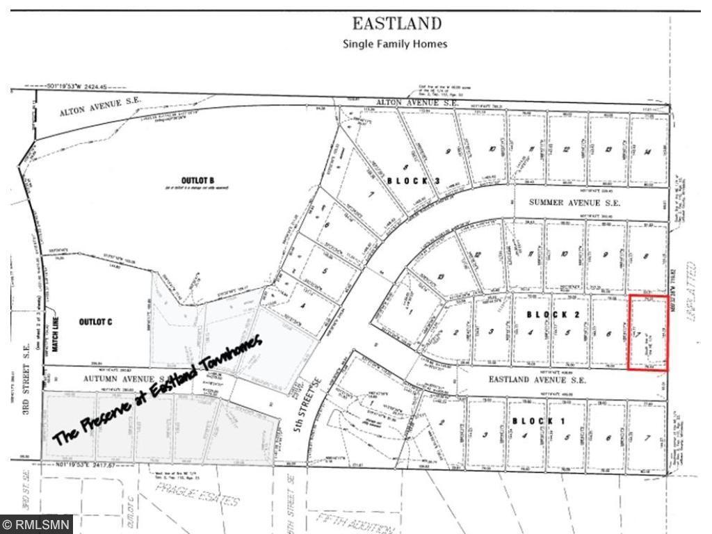 705 Eastland Avenue SE Property Photo - New Prague, MN real estate listing