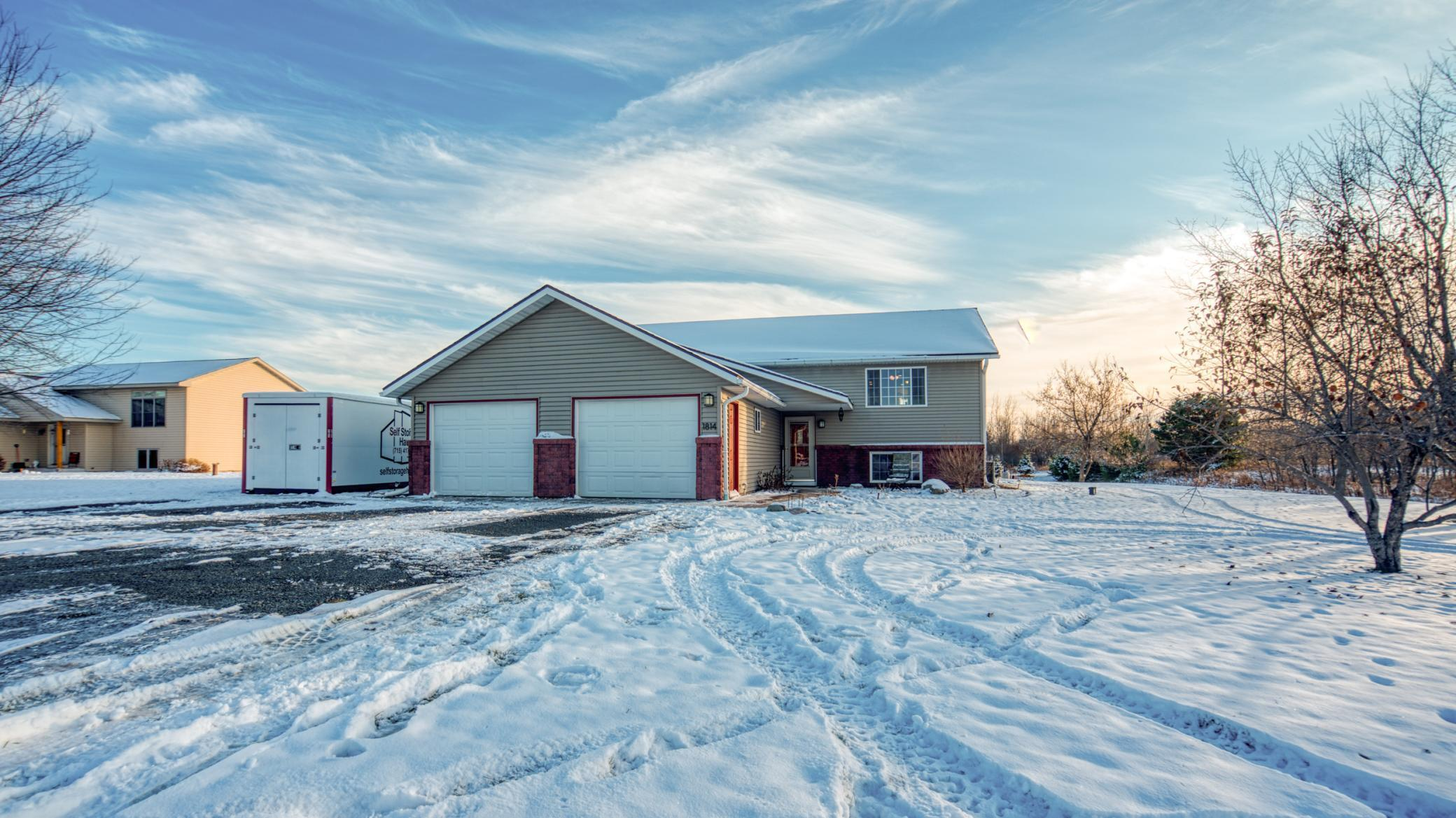 1814 94th Avenue Property Photo - Garfield Twp, WI real estate listing