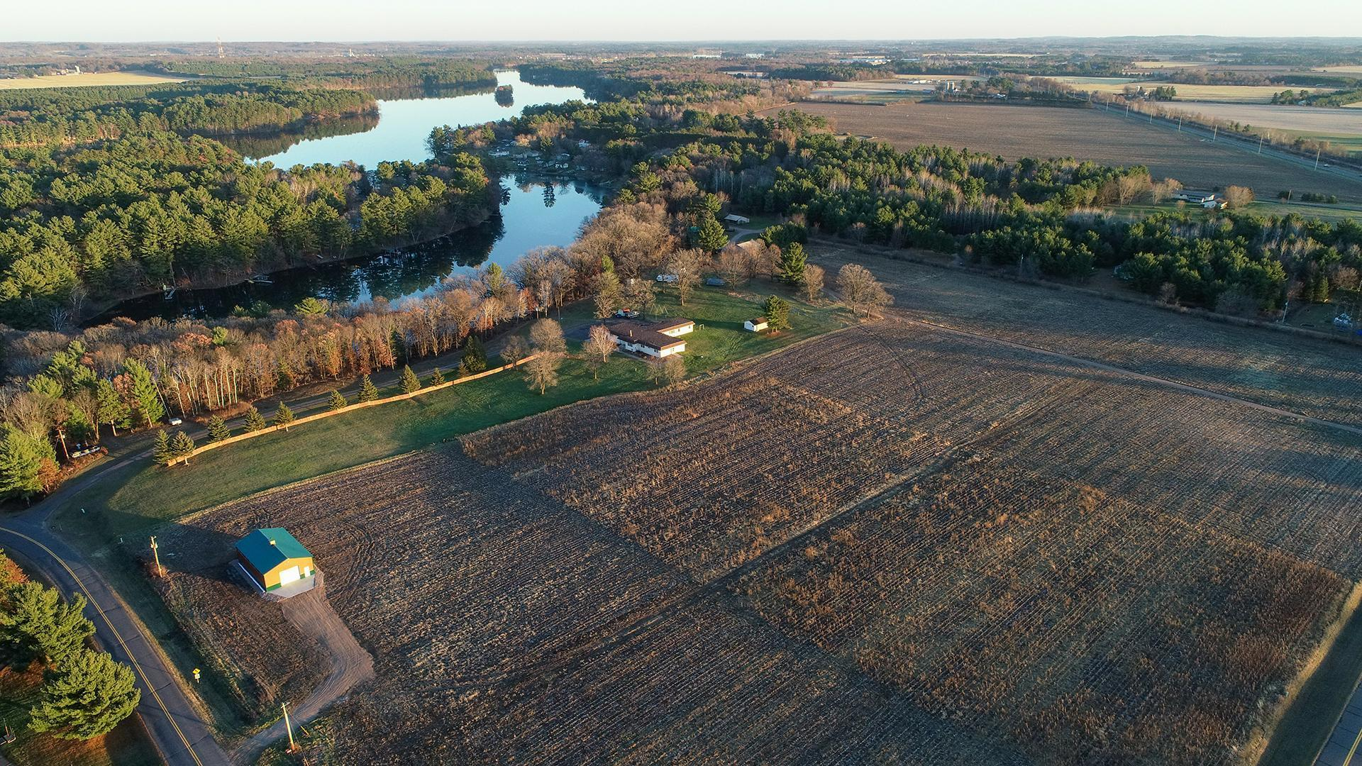 Lot 8 21st Street Property Photo - Cameron, WI real estate listing