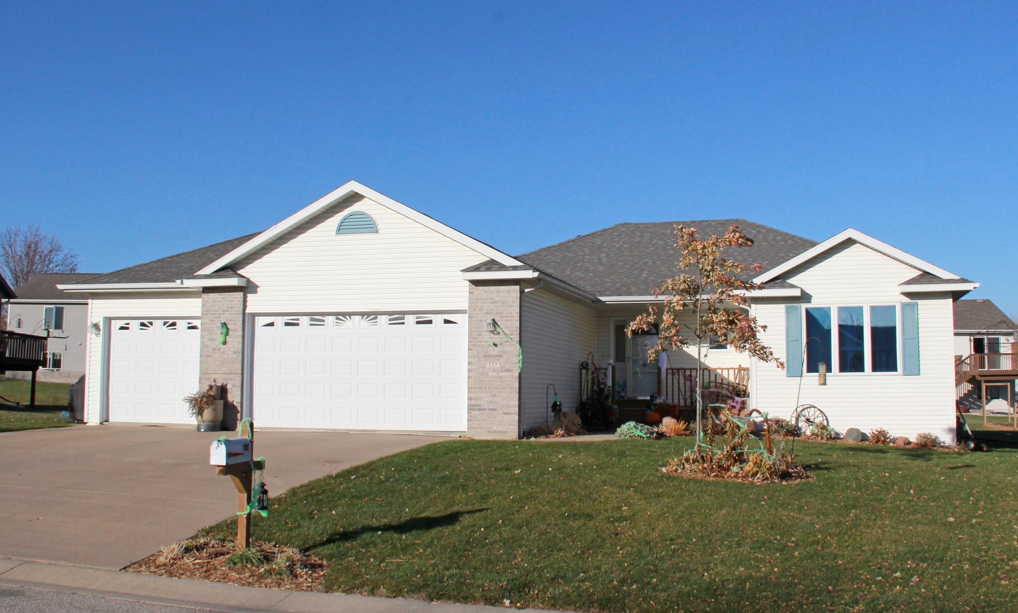 137 Renea Drive Property Photo - Saint Charles, MN real estate listing