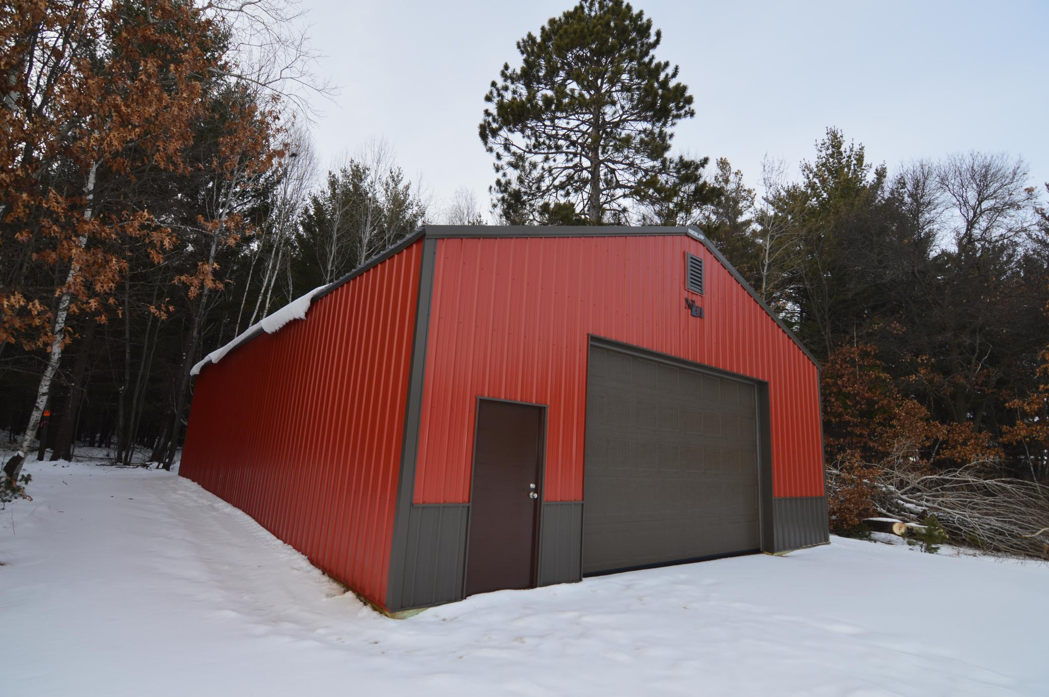 3302 Telemark Trail Property Photo - Cushing, MN real estate listing