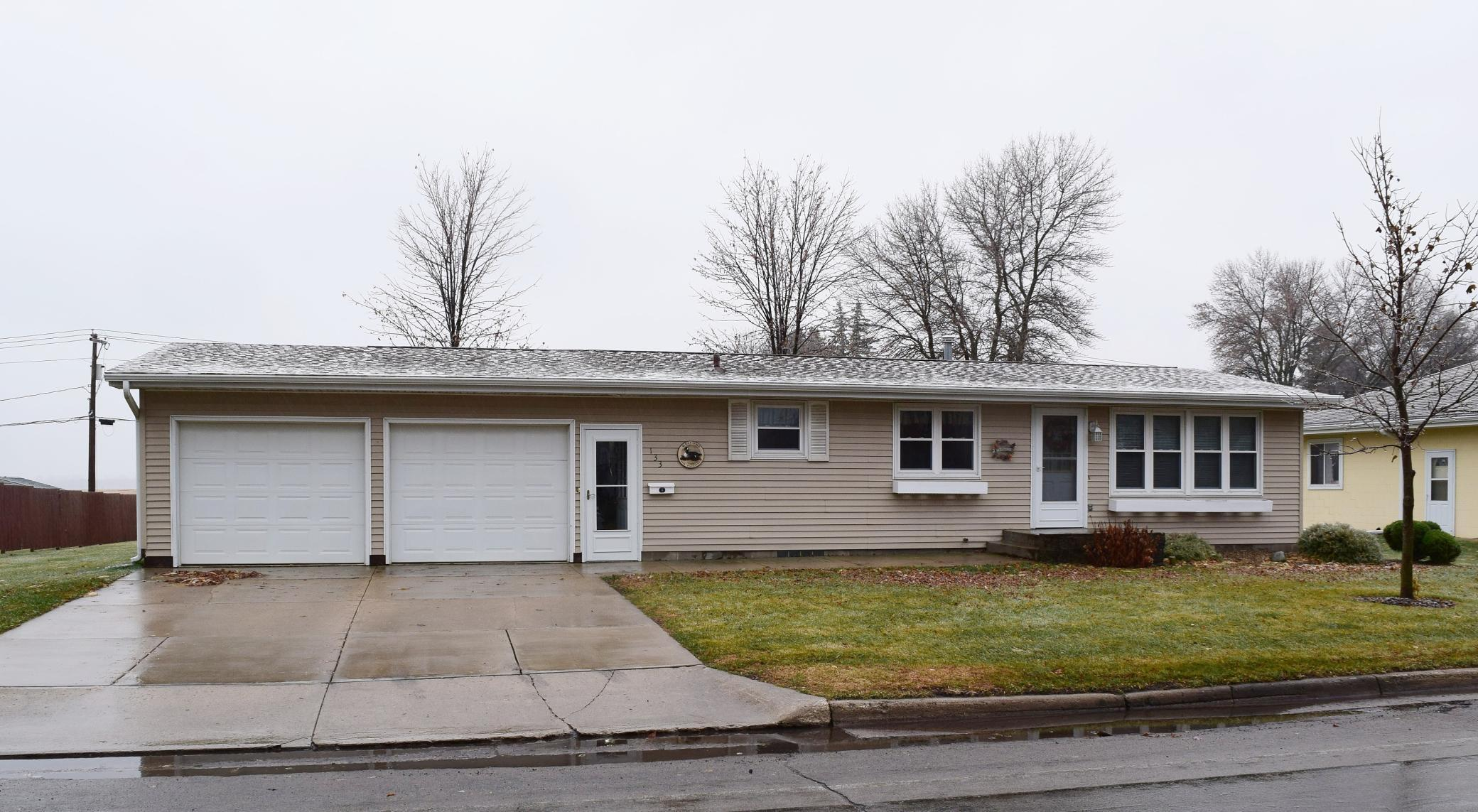 133 3rd Street SE Property Photo - Blooming Prairie, MN real estate listing