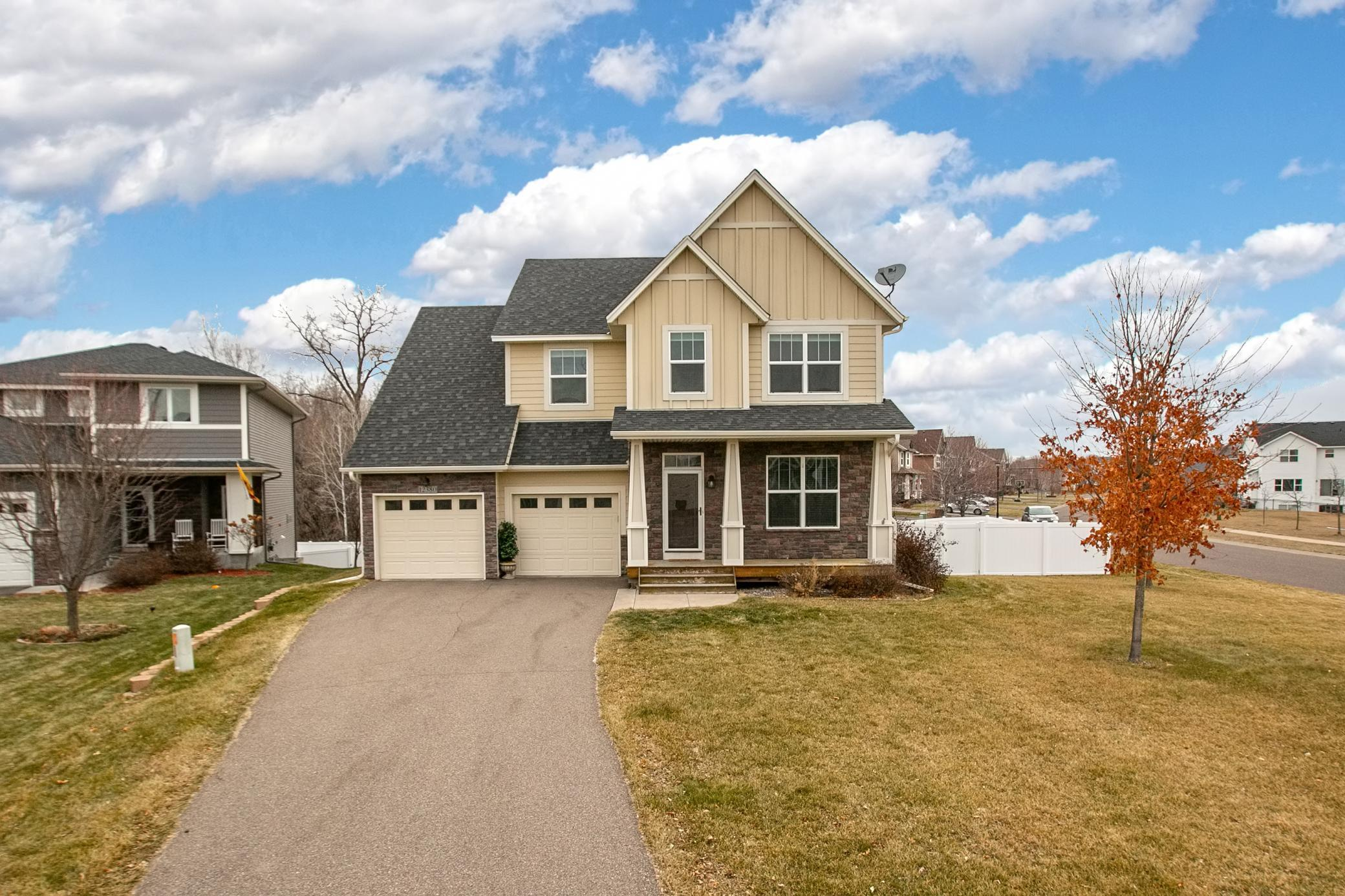 12380 Butternut Street NW Property Photo - Coon Rapids, MN real estate listing