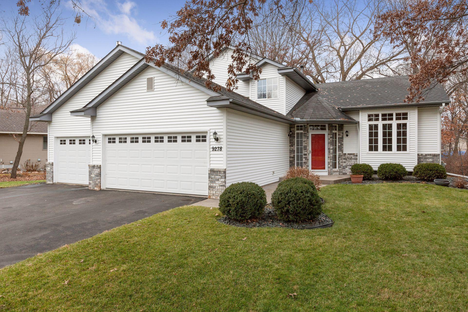 9278 Unity Street NW Property Photo - Coon Rapids, MN real estate listing