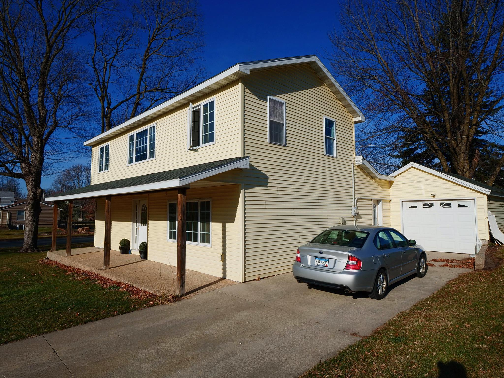 213 E 4th Street Property Photo - Saint Charles, MN real estate listing