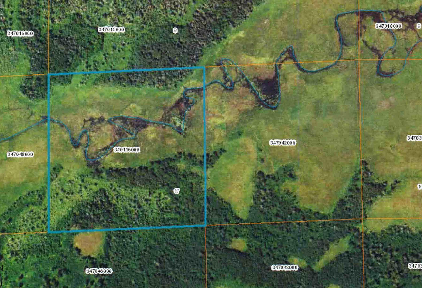 TBD Indian Creek Road Property Photo - Osage, MN real estate listing