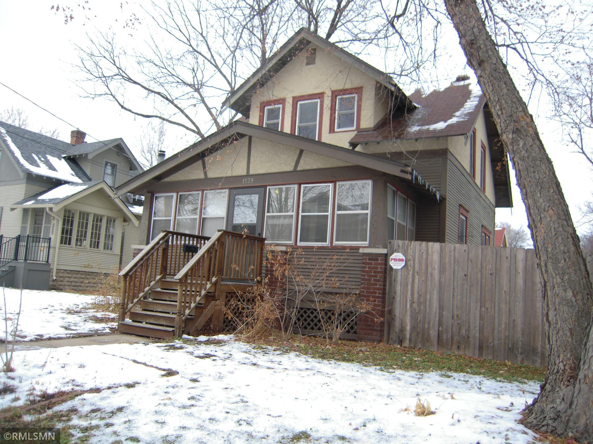 1529 Brook Avenue SE Property Photo - Minneapolis, MN real estate listing