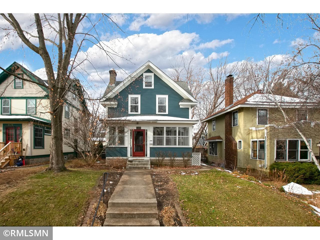 4022 Pillsbury Avenue S Property Photo - Minneapolis, MN real estate listing