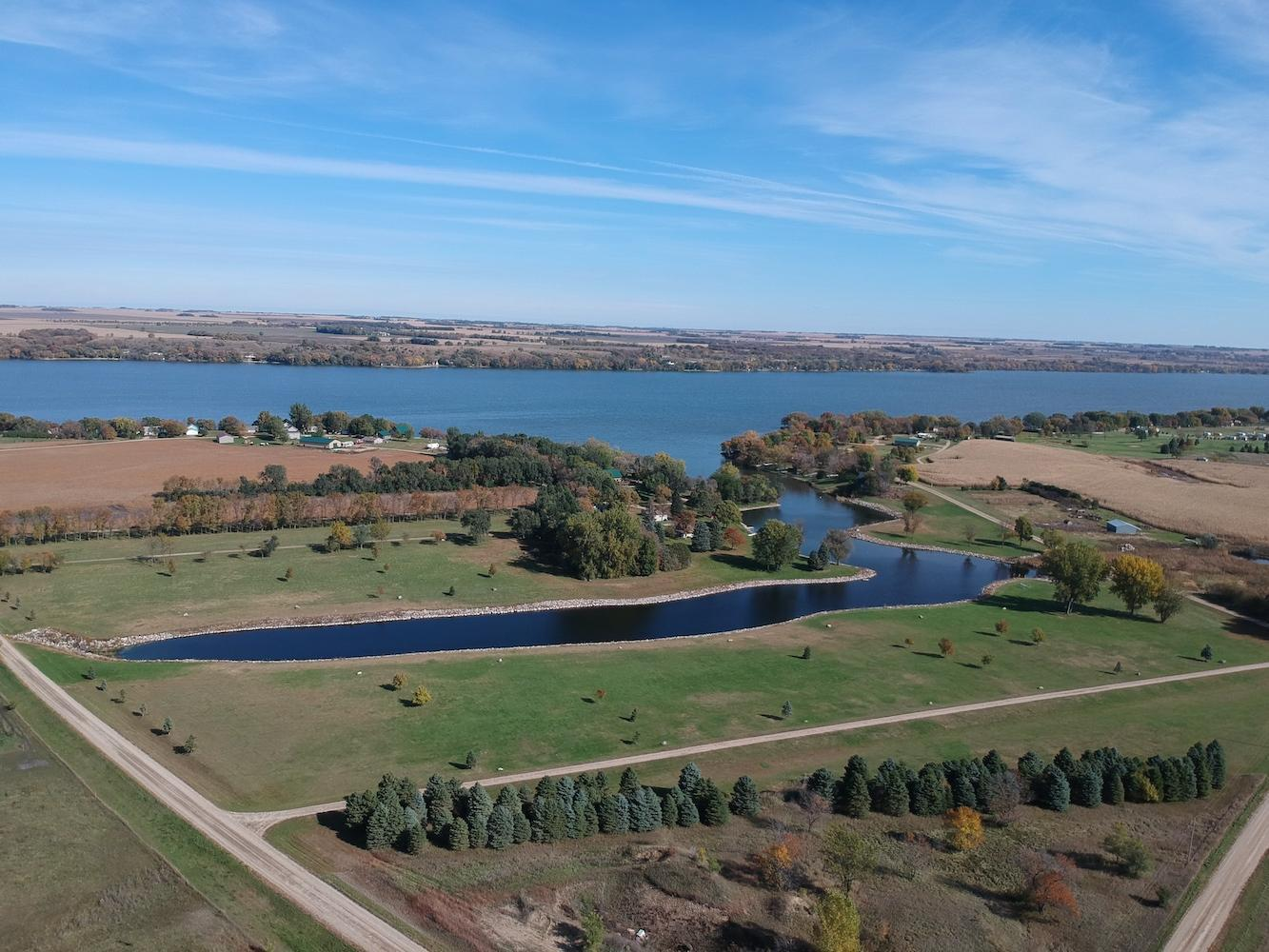 Lot 18 Tranquility Bay Property Photo - Big Stone City, SD real estate listing