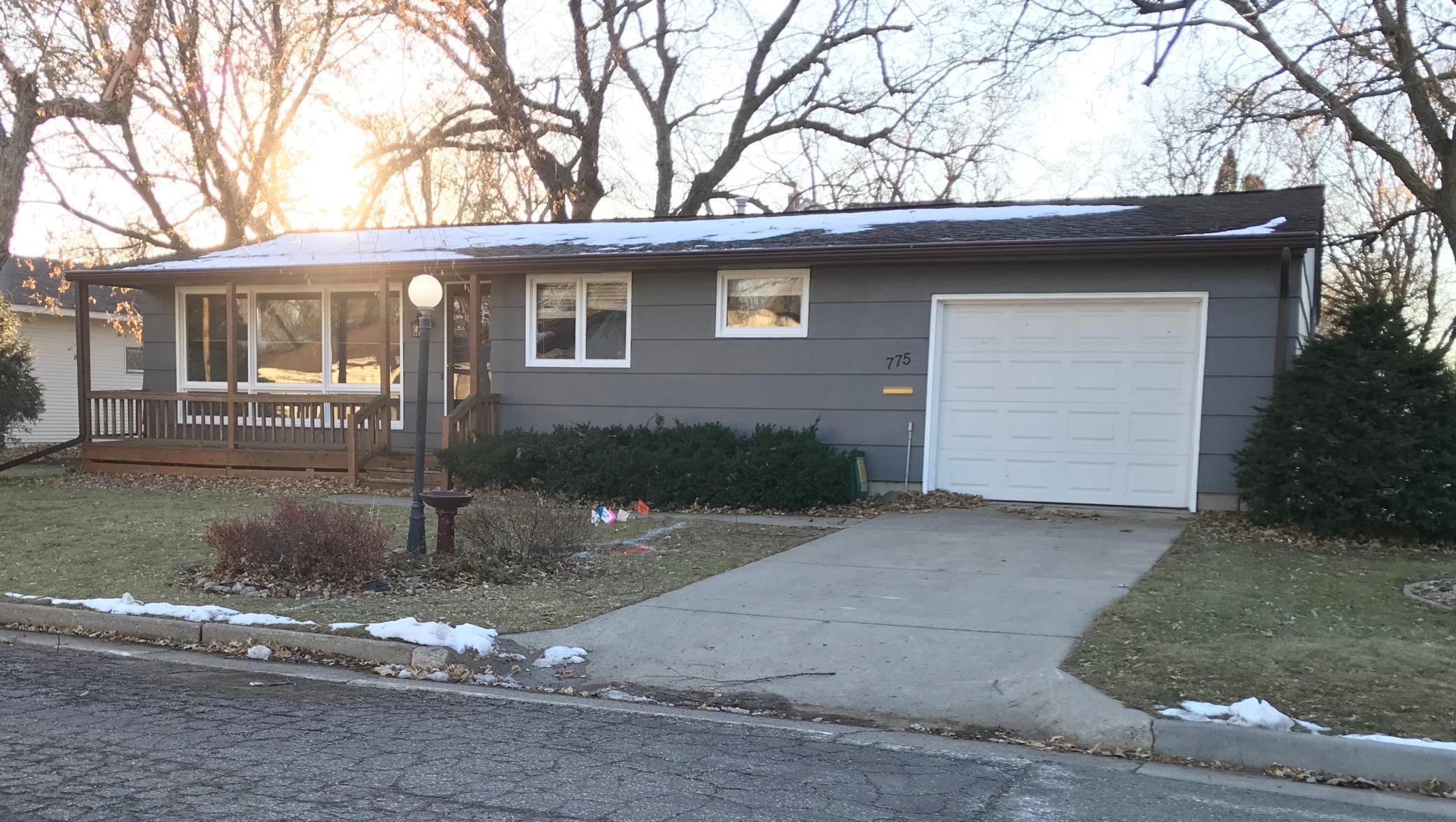 775 Otis Court Property Photo - Tracy, MN real estate listing