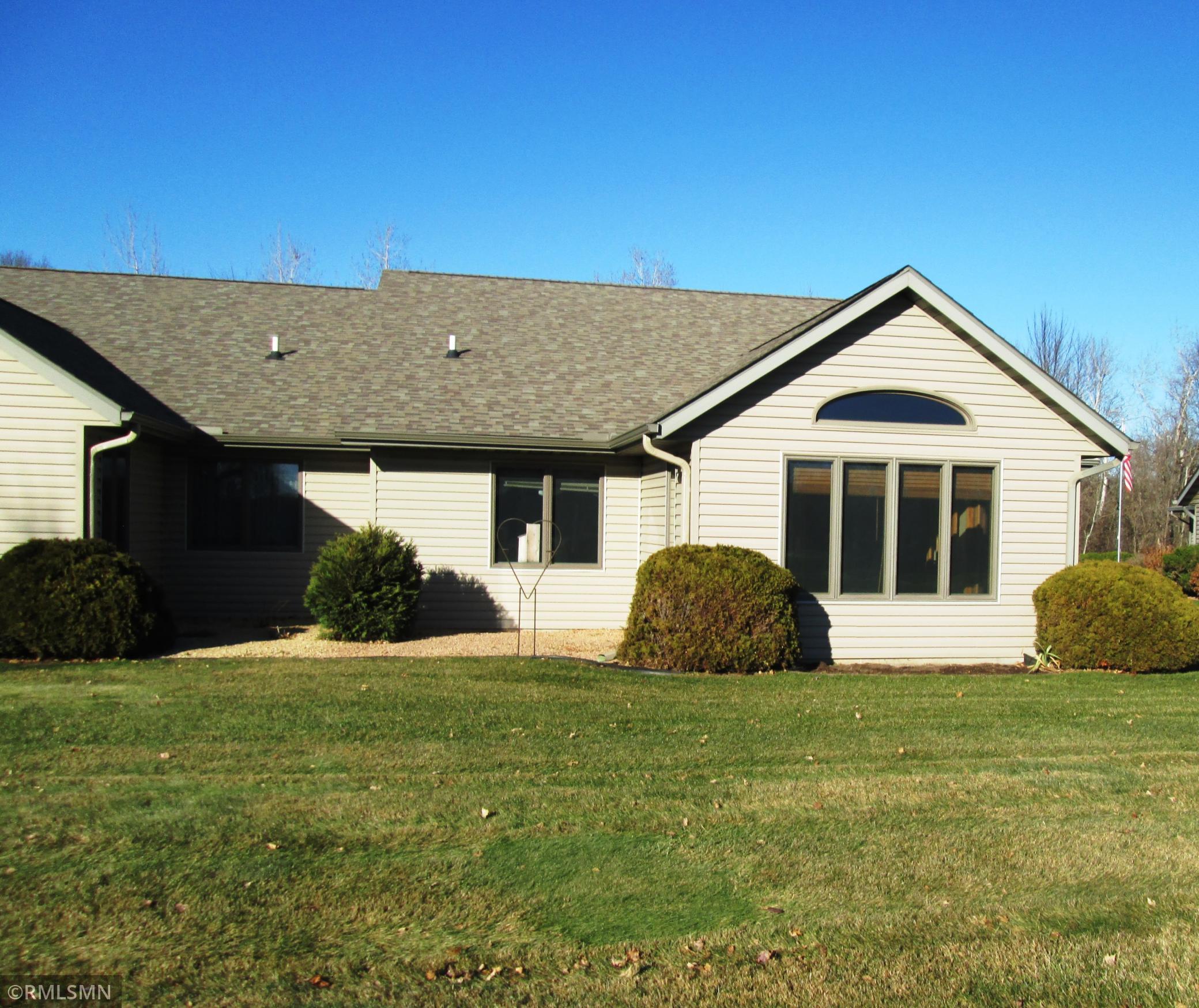 641 Pondhurst Drive Property Photo - Amery, WI real estate listing