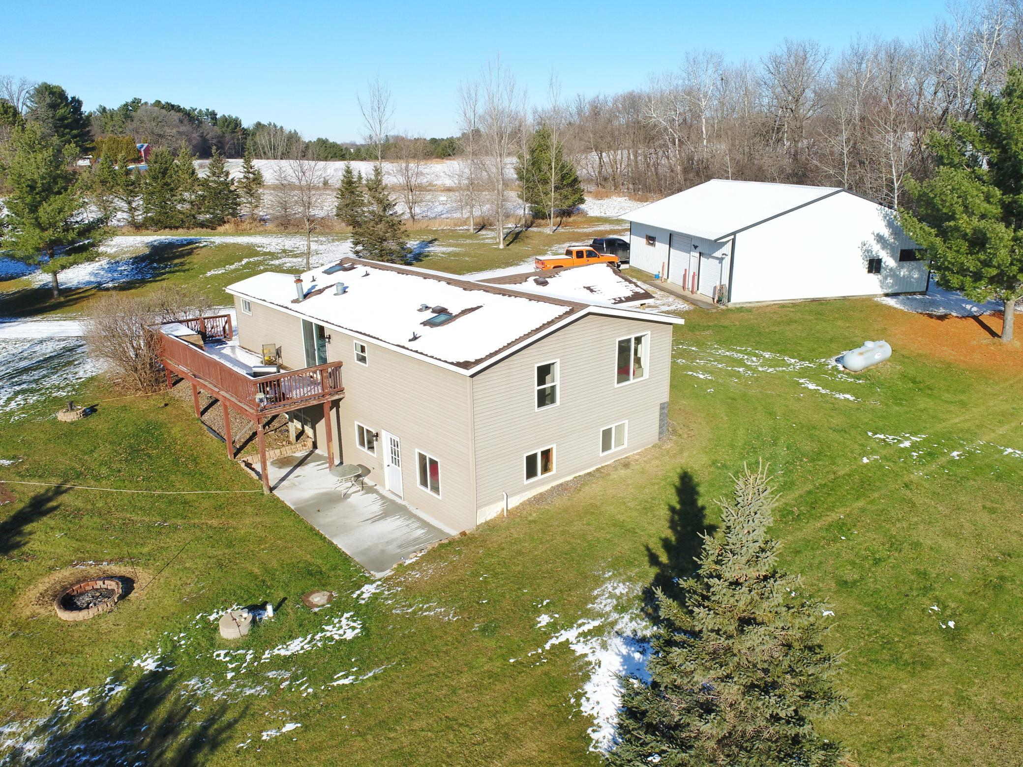 742 55th Street Property Photo - Clayton, WI real estate listing