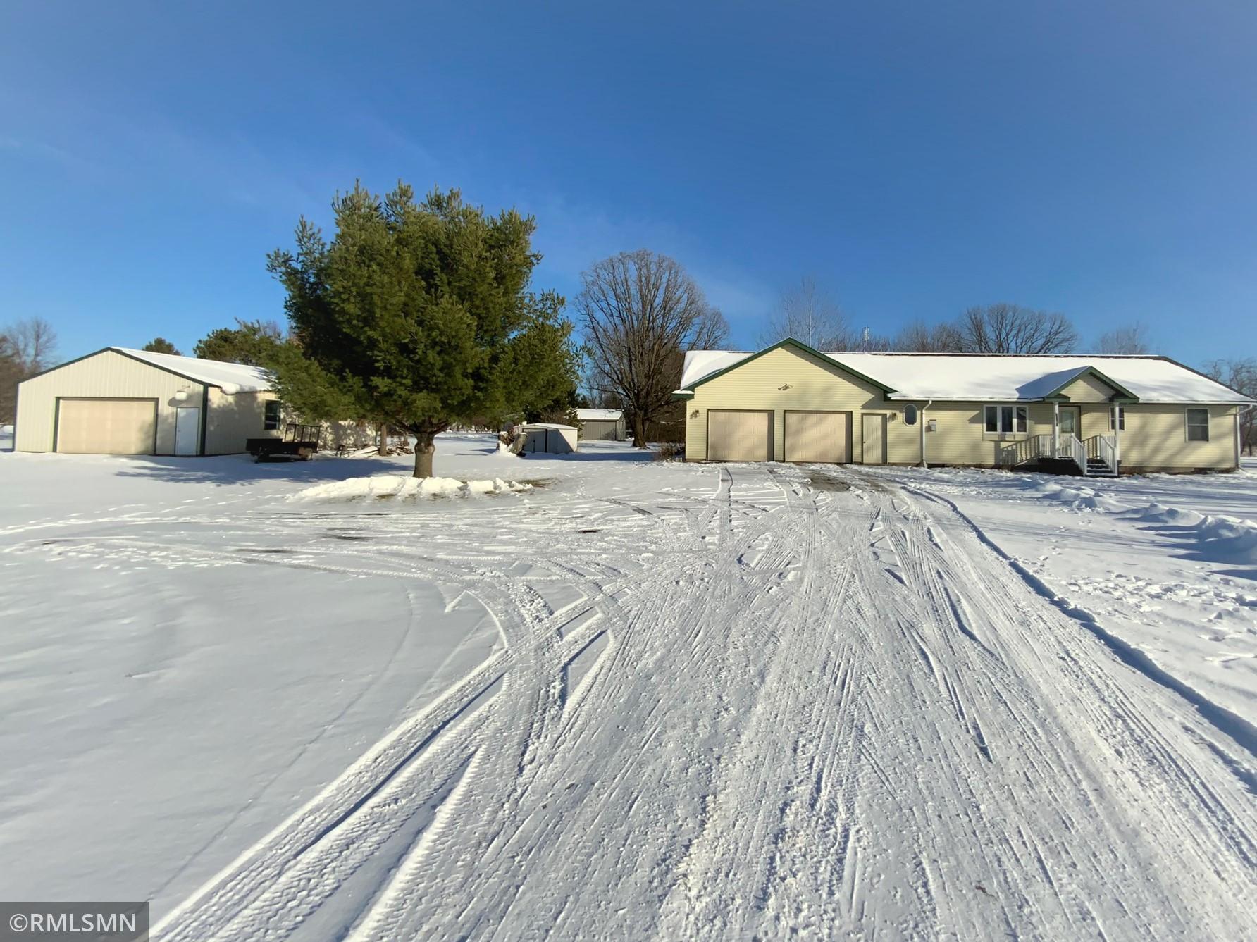 2596 Little Telander Drive Property Photo - Mora, MN real estate listing
