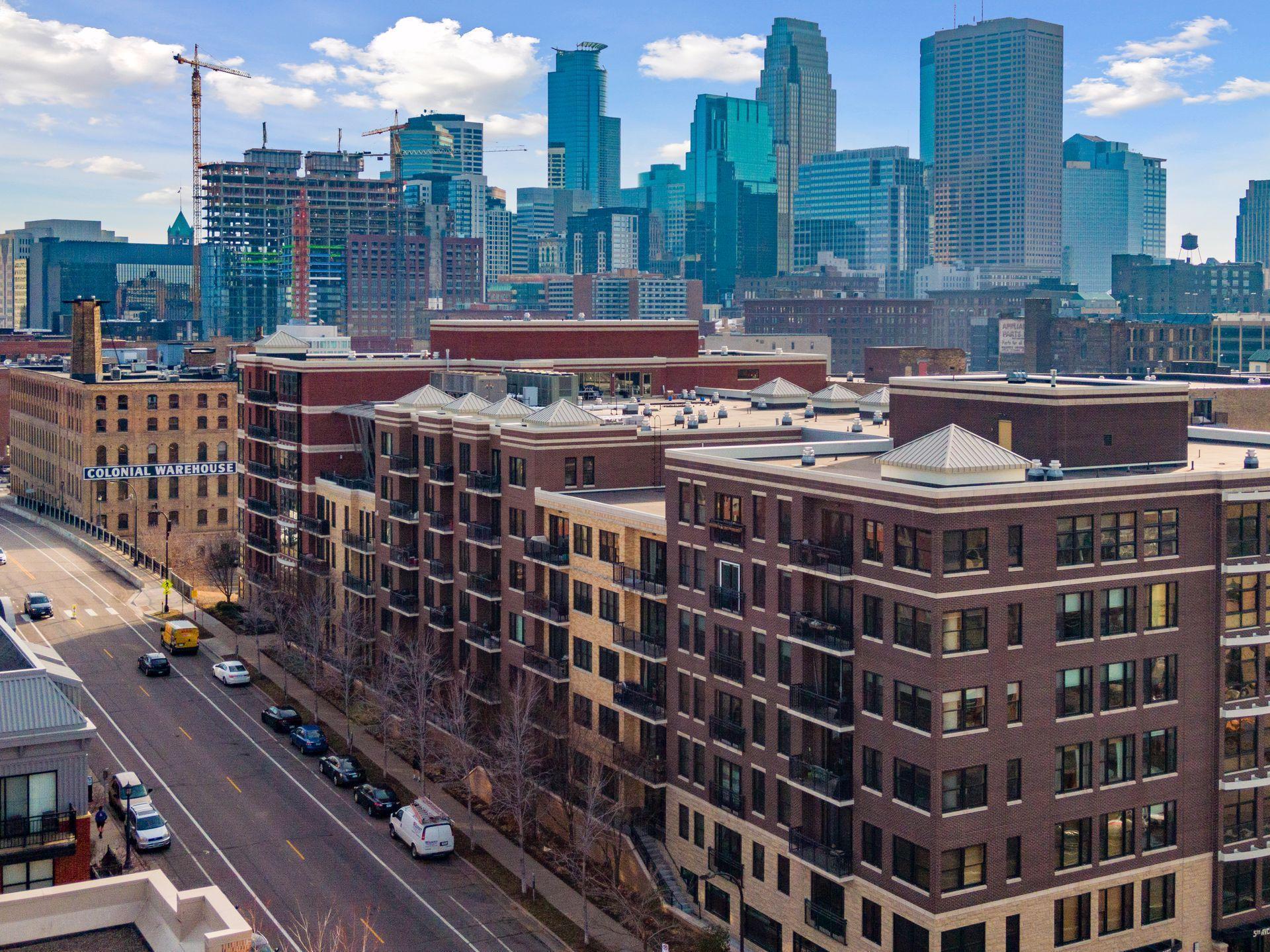 401 N 2nd Street #612 Property Photo - Minneapolis, MN real estate listing