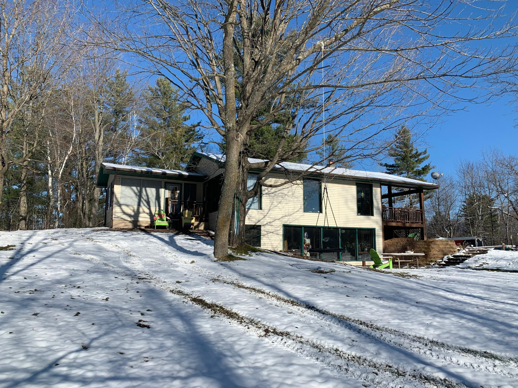 W5527 County Highway B Property Photo - Beaver Brook Twp, WI real estate listing