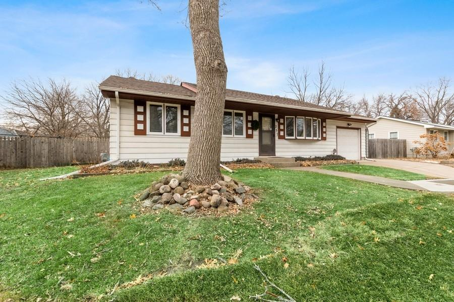 257 N Star Lane Property Photo - Circle Pines, MN real estate listing