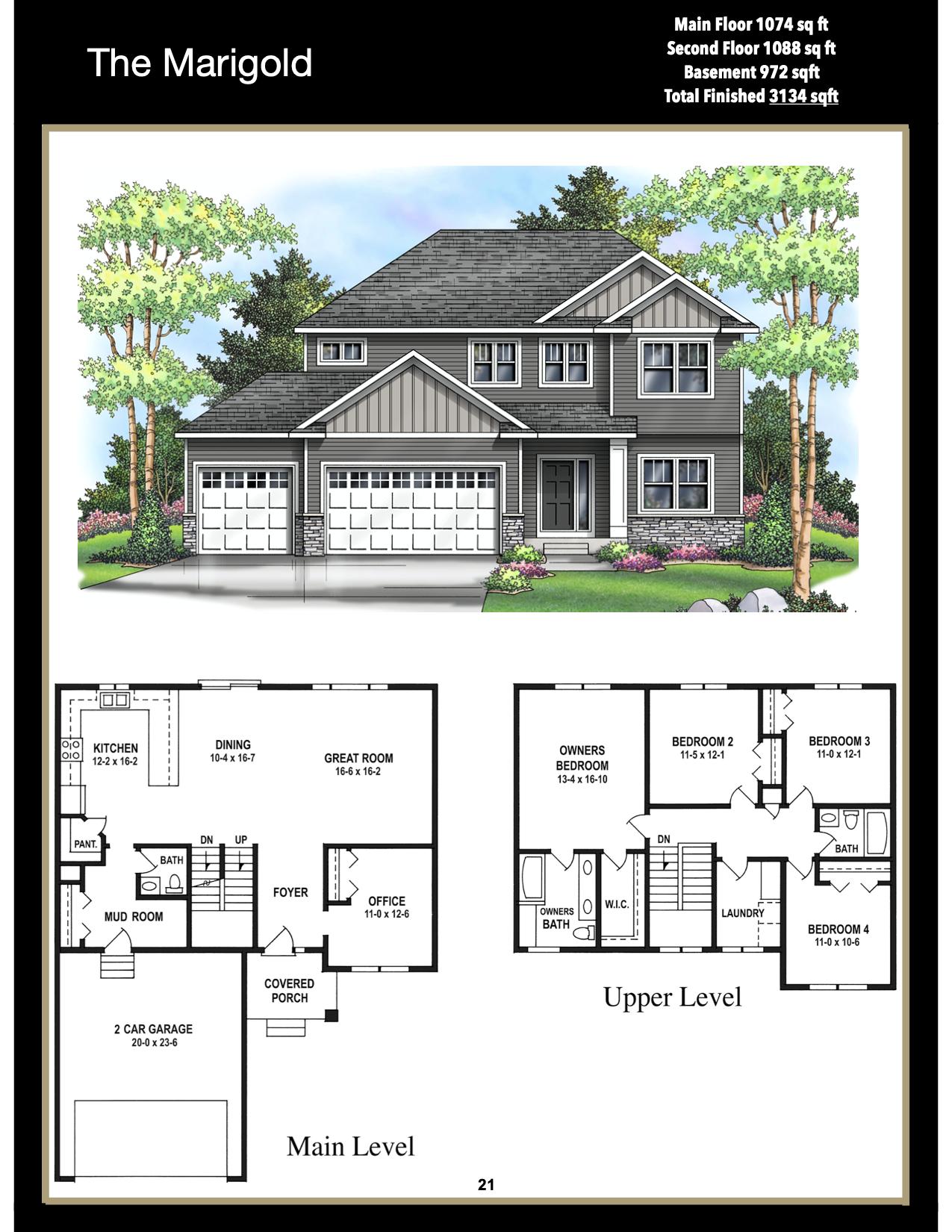 6017 Little Creek Lane Property Photo - Rockford, MN real estate listing