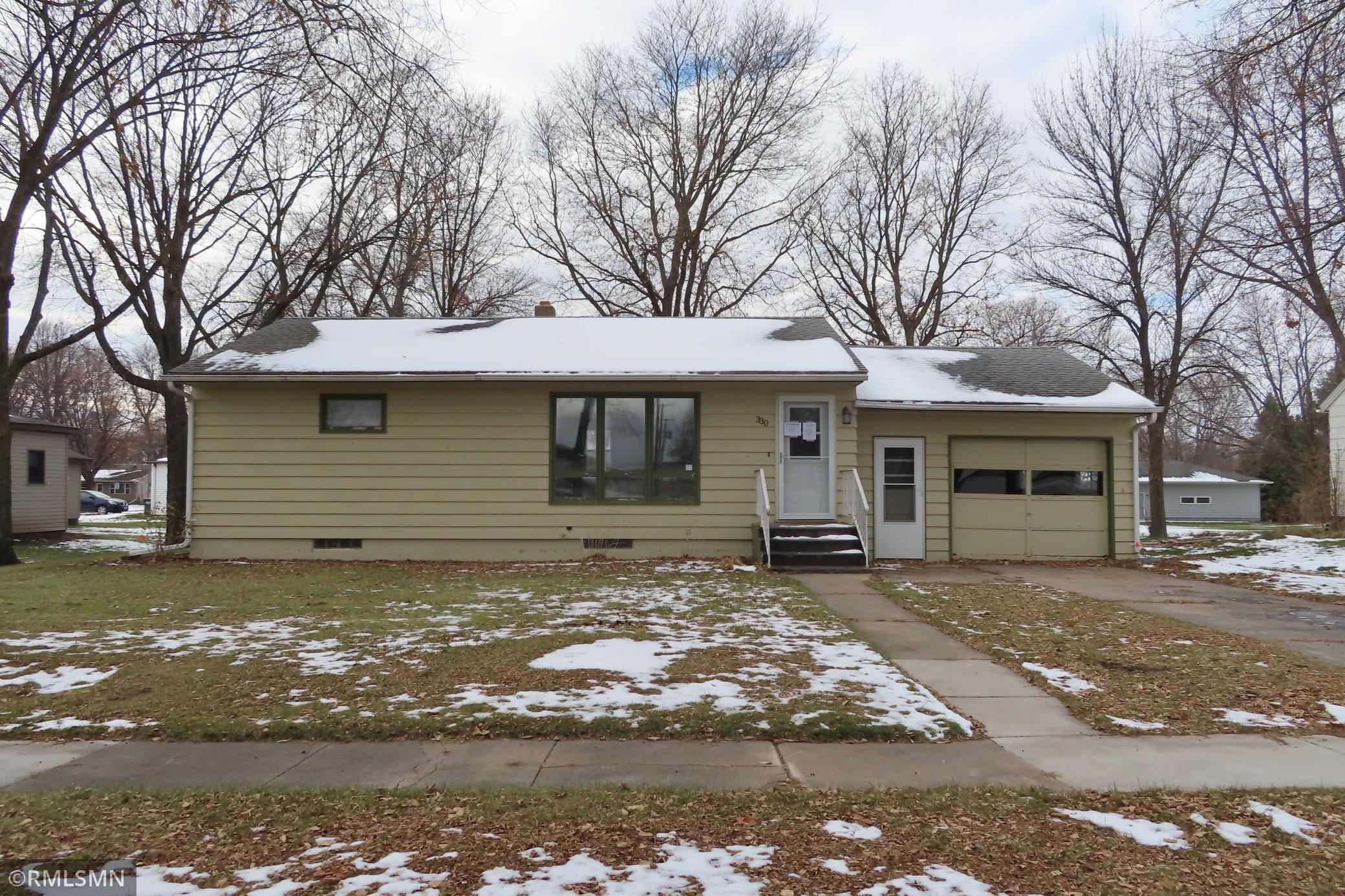 330 East Street Property Photo - Echo, MN real estate listing