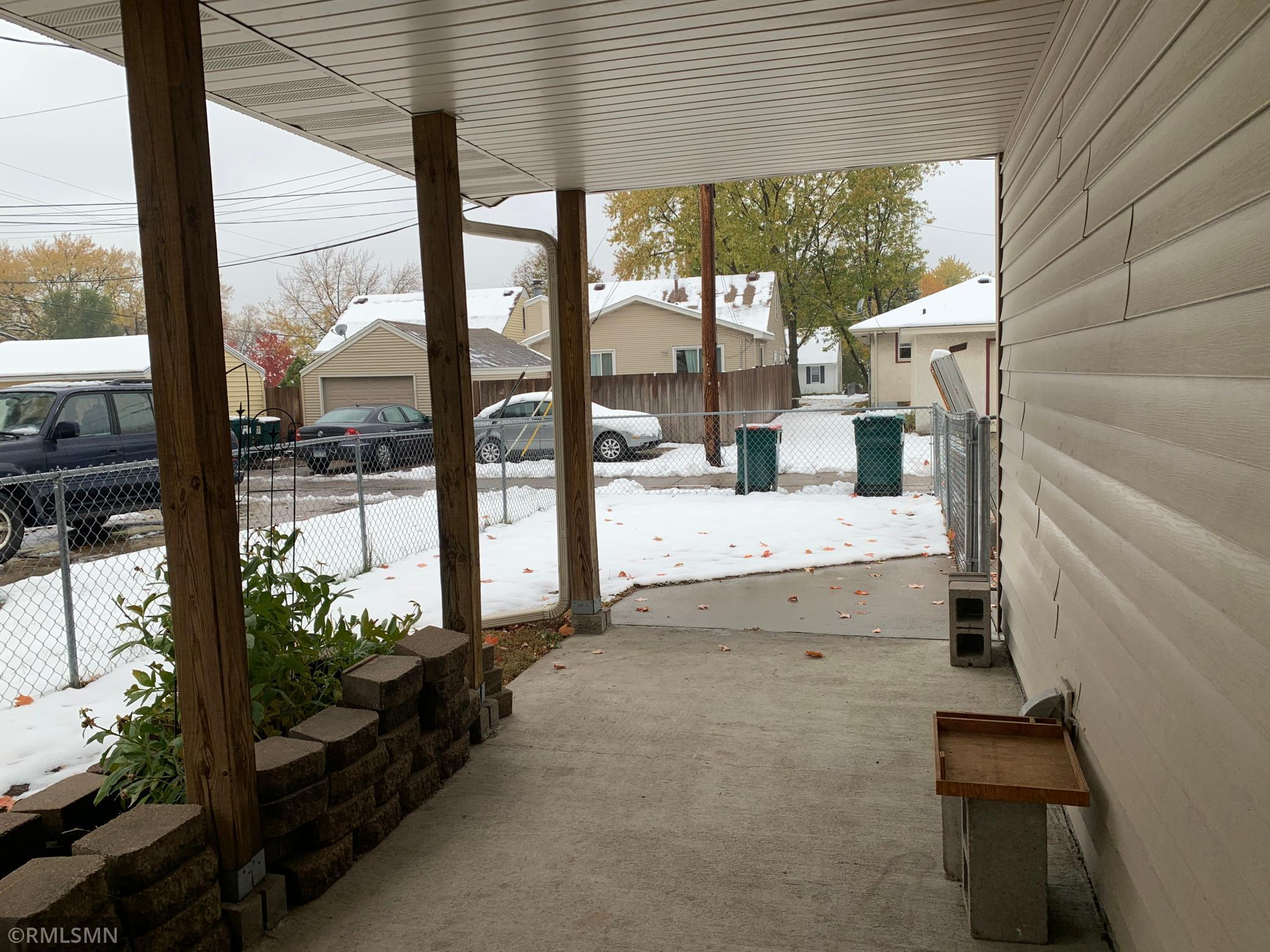 4408 2 1/2 Street NE Property Photo - Columbia Heights, MN real estate listing