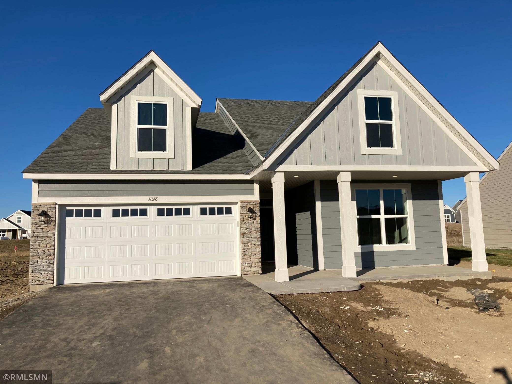 11318 Linden Way NE Property Photo - Albertville, MN real estate listing