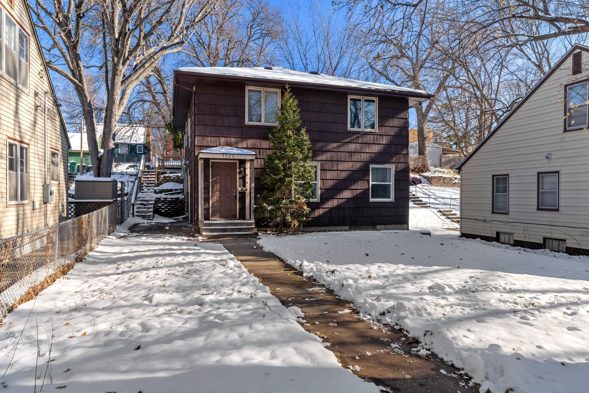 3526 Russell Avenue N Property Photo - Minneapolis, MN real estate listing