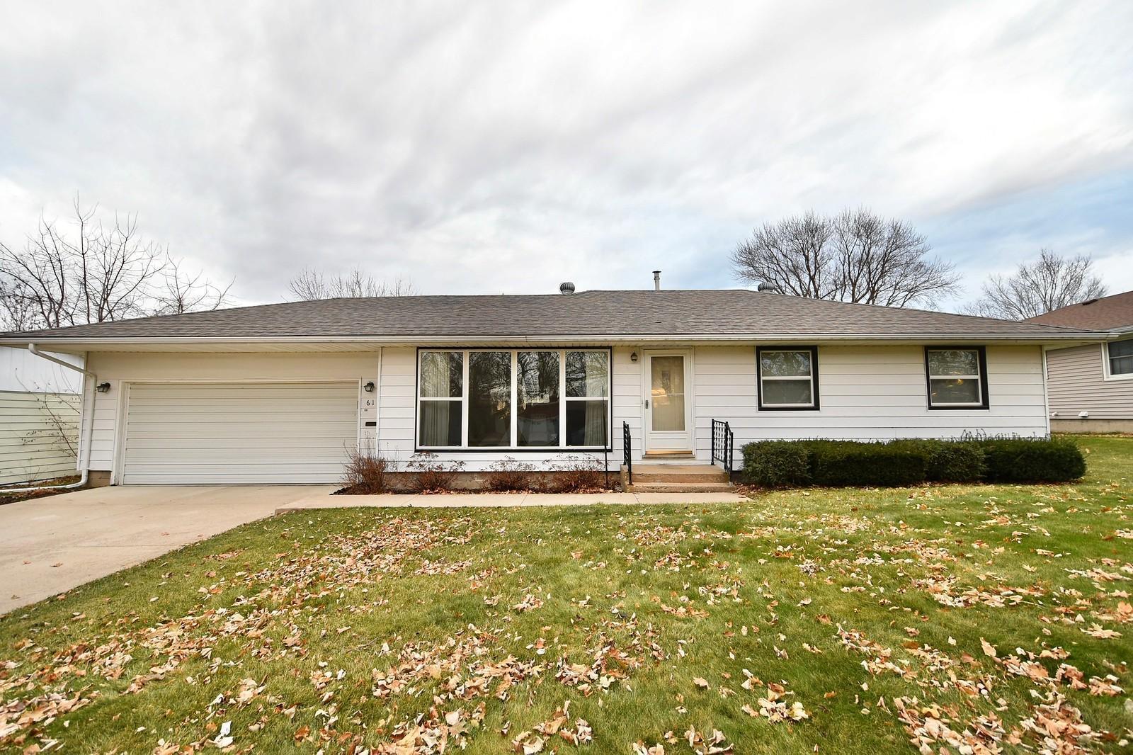 611 Bullis Street Property Photo - Kenyon, MN real estate listing
