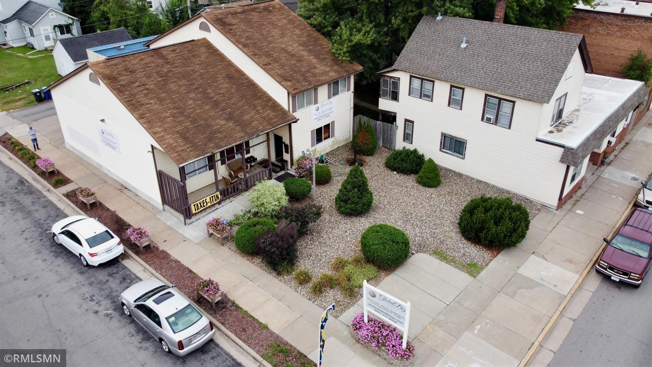 1174 7th Street E Property Photo - Saint Paul, MN real estate listing