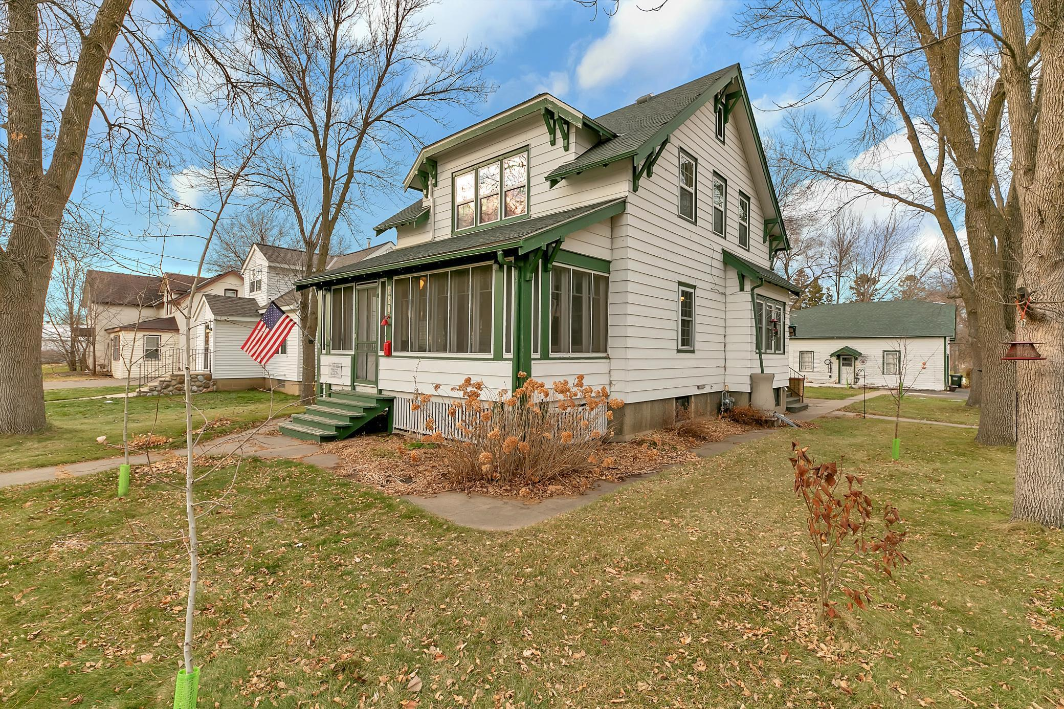 291 Stearns Avenue E Property Photo - Eden Valley, MN real estate listing