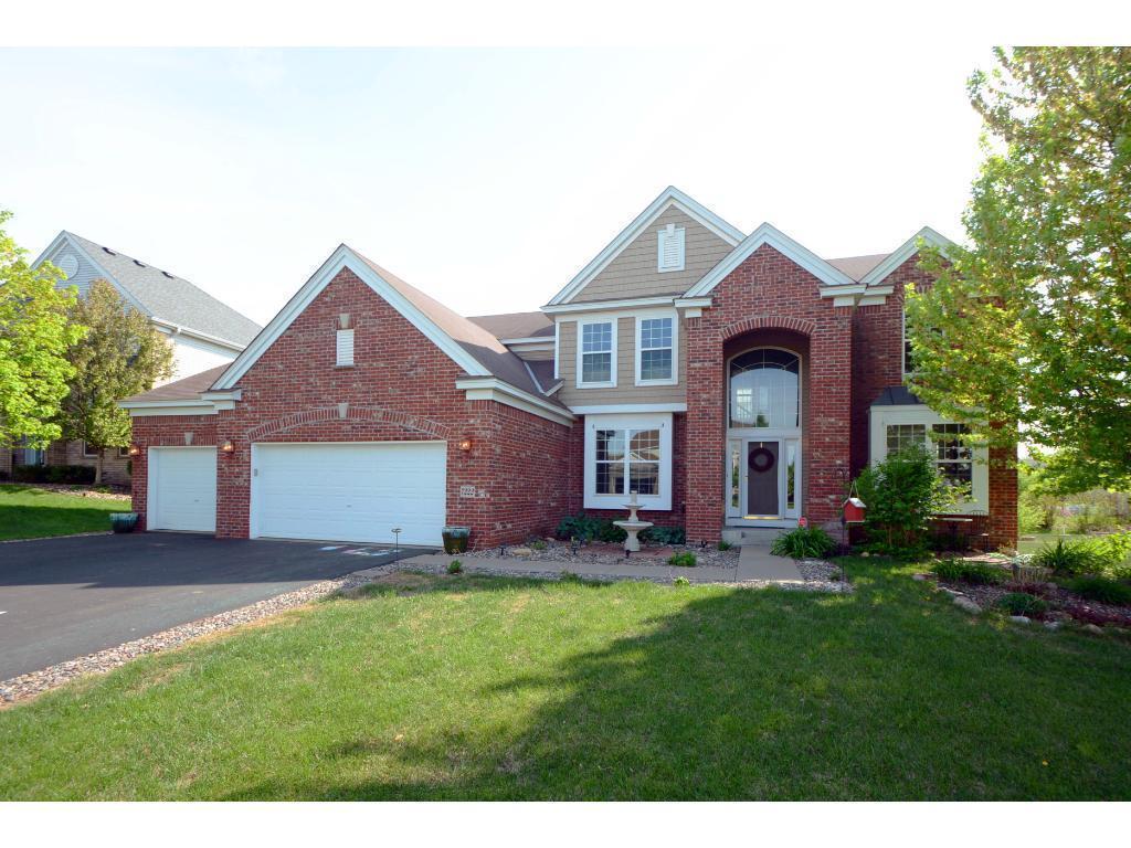 7222 Lydia Lane Property Photo - Woodbury, MN real estate listing